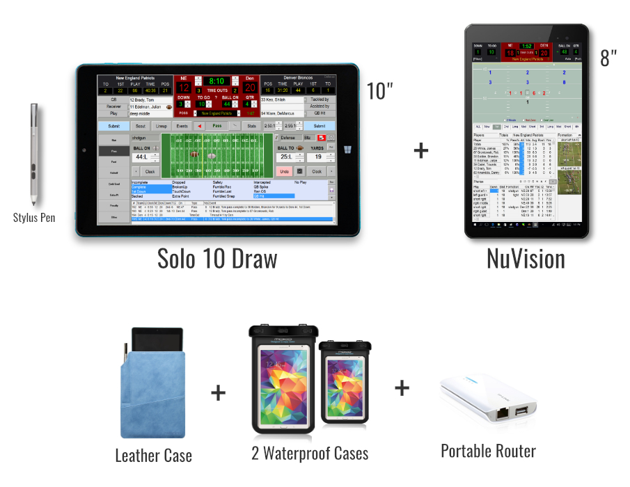 football live scoring and instant scouting system